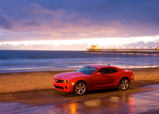 San Diego to San Francisco Via Camaro SS