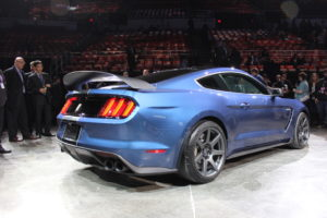 2016 Ford Mustang Shelby GT350 R