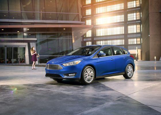 Ford sedan